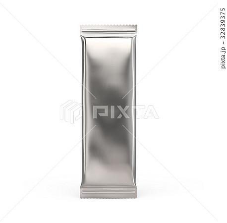 Blank food package mockupのイラスト素材 [32839375] - PIXTA