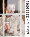 飲む コーヒー 女の写真 32839561