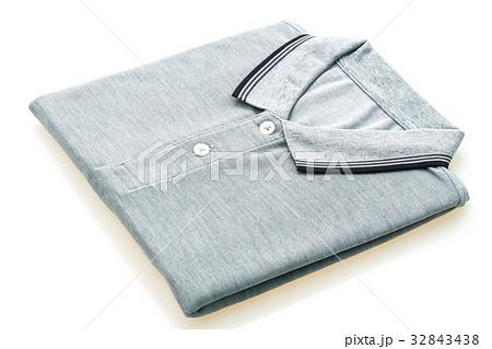 Polo shirtの写真素材 [32843438] - PIXTA