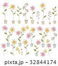 可愛い鉢植え 32844174