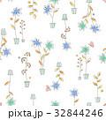 可愛い鉢植えパターン 32844246