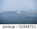 夏の網走港 32846751