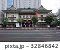 銀座 歌舞伎座前 午前5時 32846842