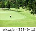 ゴルフ場 32849418