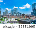 東京駅・都市風景 32851995