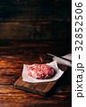 アメリカン バックグランド バーベキューの写真 32852506