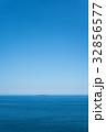 大海原 水平線 海の写真 32856577