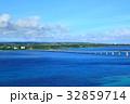 来間大橋 橋 海の写真 32859714