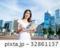 女性 都市 マップの写真 32861137