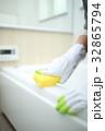 主夫 男性 掃除の写真 32865794