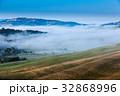 霧 霧深い 霧がかかったの写真 32868996