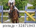 馬術競技の風景 32871943