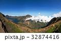 Rinjani Volcano Panoramic View 32874416