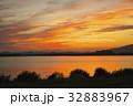 琵琶湖の朝ぼらけ 32883967