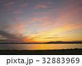 琵琶湖の朝ぼらけ 32883969