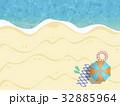リゾート 夏 ビーチ 32885964