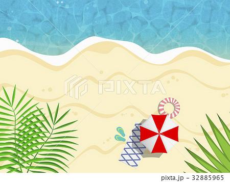 リゾート 夏 ビーチ 32885965