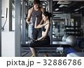 インストラクター トレーニング 鍛えるの写真 32886786