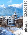 ブルガリア スキー場 スキーリゾートの写真 32890550