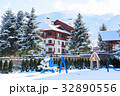 ブルガリア スキー場 スキーリゾートの写真 32890556