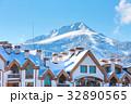ブルガリア スキー場 スキーリゾートの写真 32890565