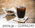 コーヒー 珈琲 アイスコーヒーの写真 32894240