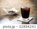 コーヒー 珈琲 アイスコーヒーの写真 32894241