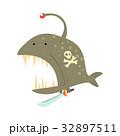 サカナ 魚 魚類のイラスト 32897511