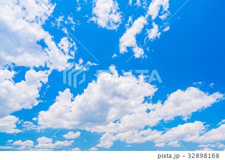 夏の空模様 32898168