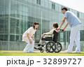 介護 車椅子 病院の写真 32899727