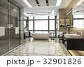 浴室 現代 装飾のイラスト 32901826