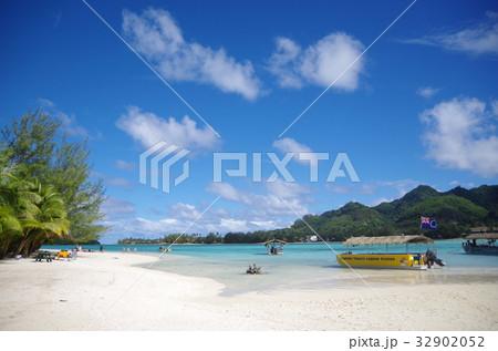 クック諸島 ラロトンガ 32902052