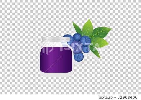 blueberries, blueberry, fruit 32908406