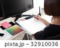 ビジネス デザイン デスク 32910036