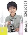 科学 少年 実験の写真 32910495