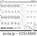 educational pattern game coloring page 32918806