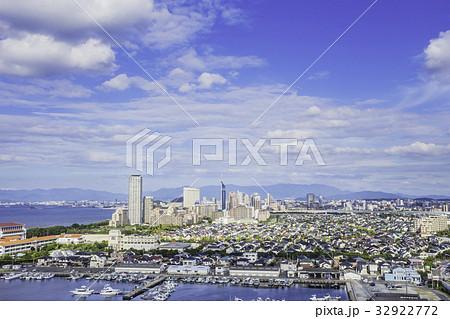 福岡の美しい街並み 32922772