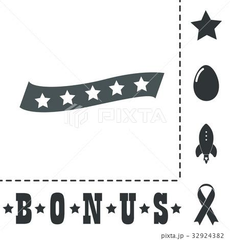 Recommended bestseller star ribbonのイラスト素材 [32924382] - PIXTA