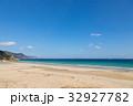 ビーチ 砂浜 海の写真 32927782