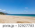 ビーチ 砂浜 海の写真 32927783