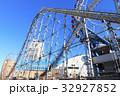 都市風景(東京都、文京区、後楽園、冬編) 32927852