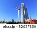 都市風景(東京都、文京区、後楽園、冬編) 32927860