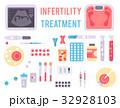 ベクトル 妊娠 問題のイラスト 32928103