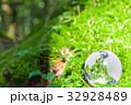 エコ エコロジー 新緑の写真 32928489