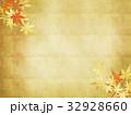 背景 和柄 模様のイラスト 32928660