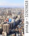 都市風景(東京都、世田谷区から神奈川、冬編) 32929828