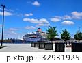船 桟橋 港の写真 32931925