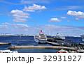船 桟橋 港の写真 32931927