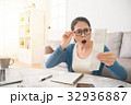 会計 女性 メスの写真 32936887