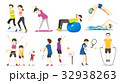 ベクトル キャラクター 文字のイラスト 32938263